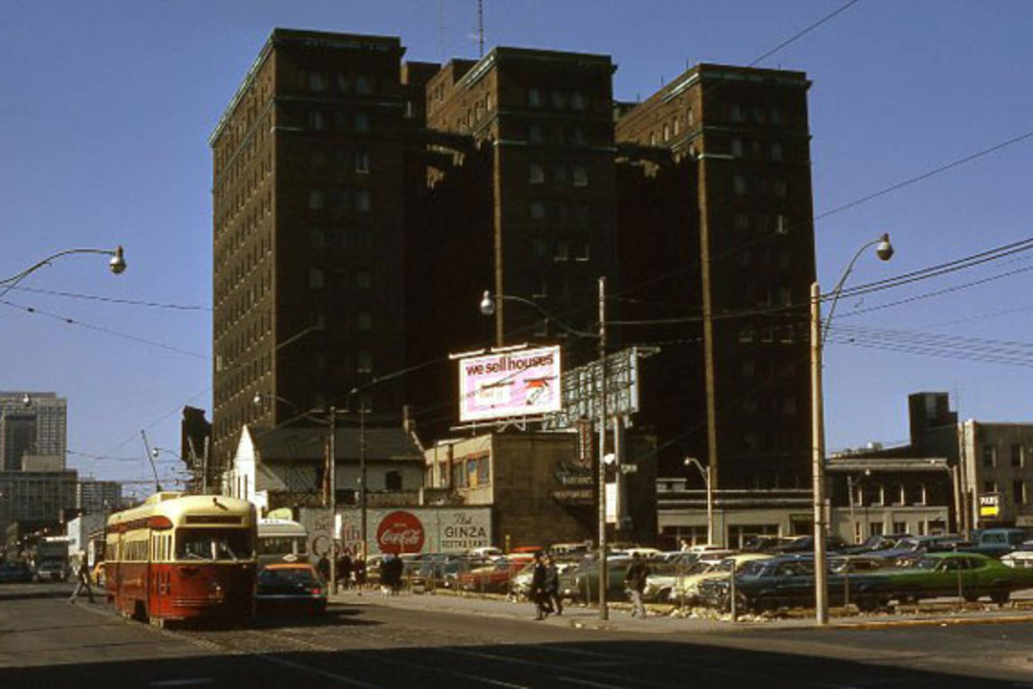 toronto ford hotel