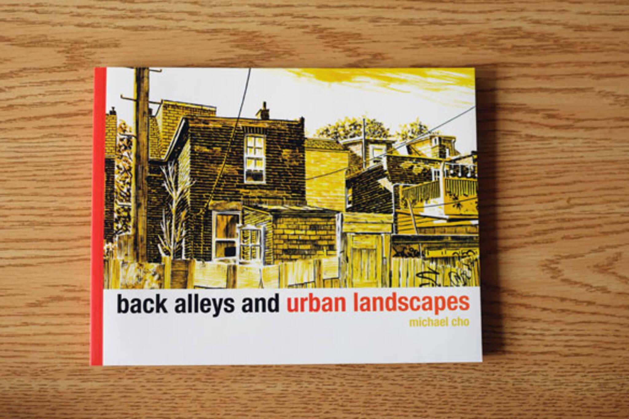 Michael Cho Back Alleys