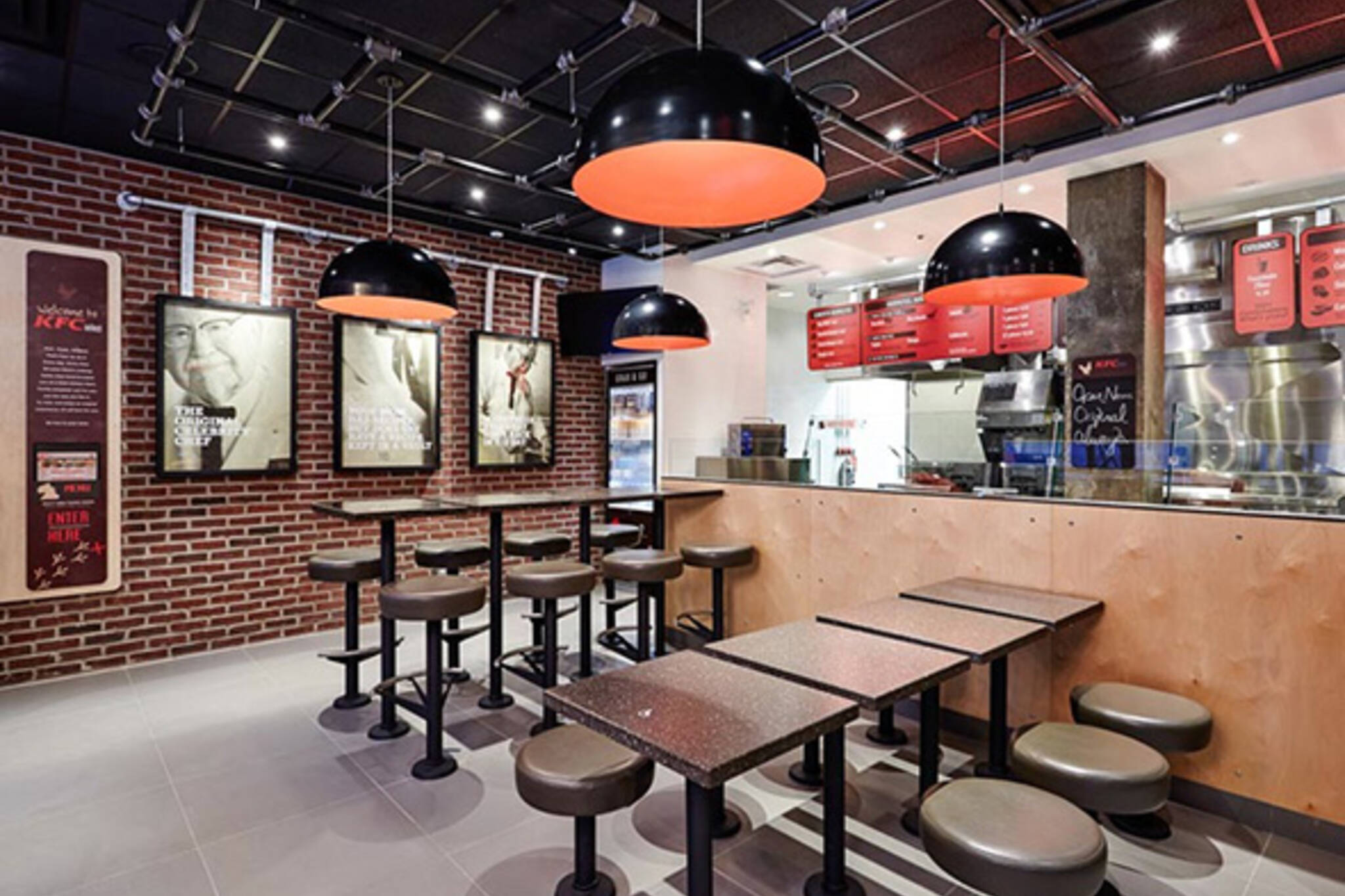 Kfc to sell beer at two revamped toronto locations