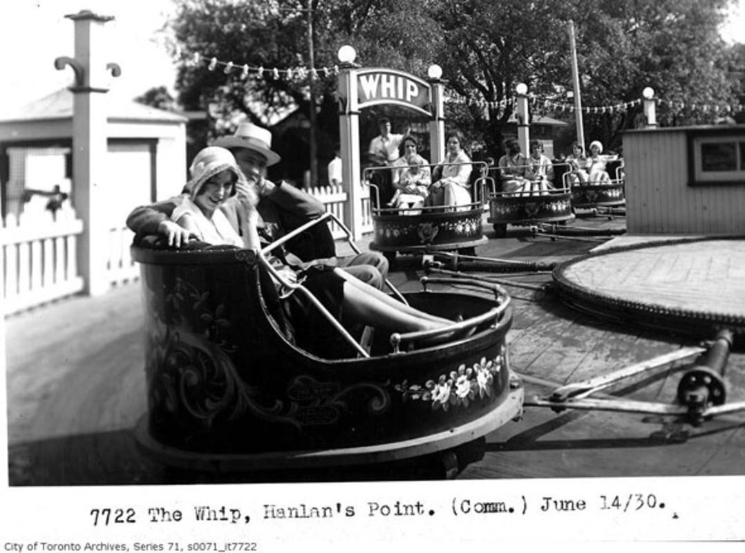 amusement parks toronto
