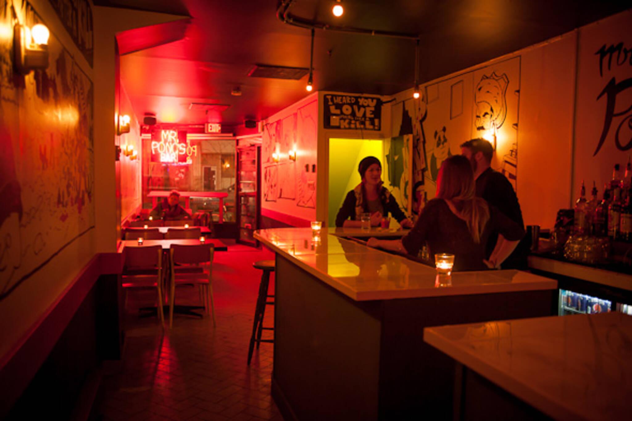 new bar toronto