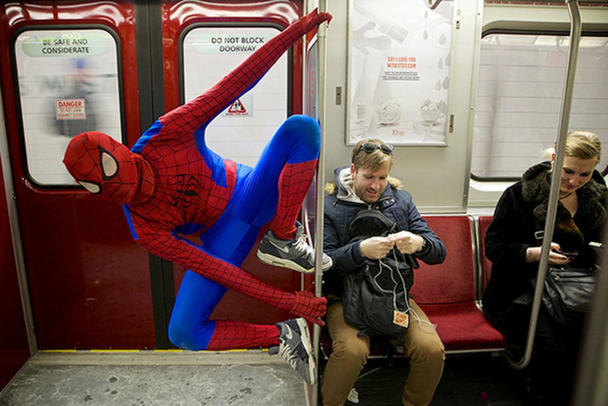 Spiderman TTC