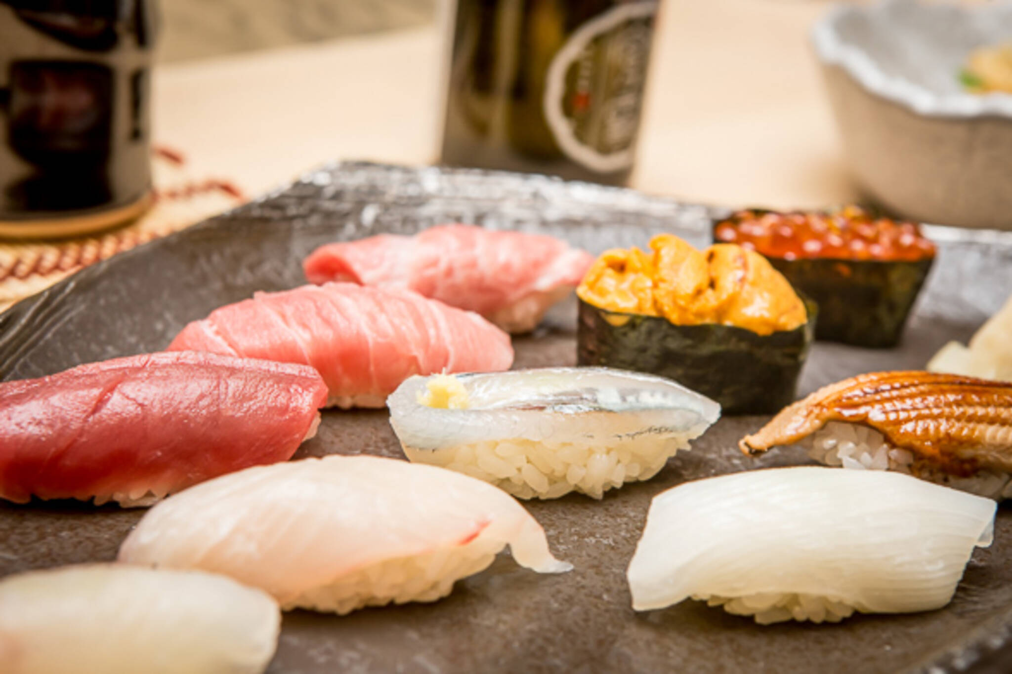 Splurge Sushi Toronto