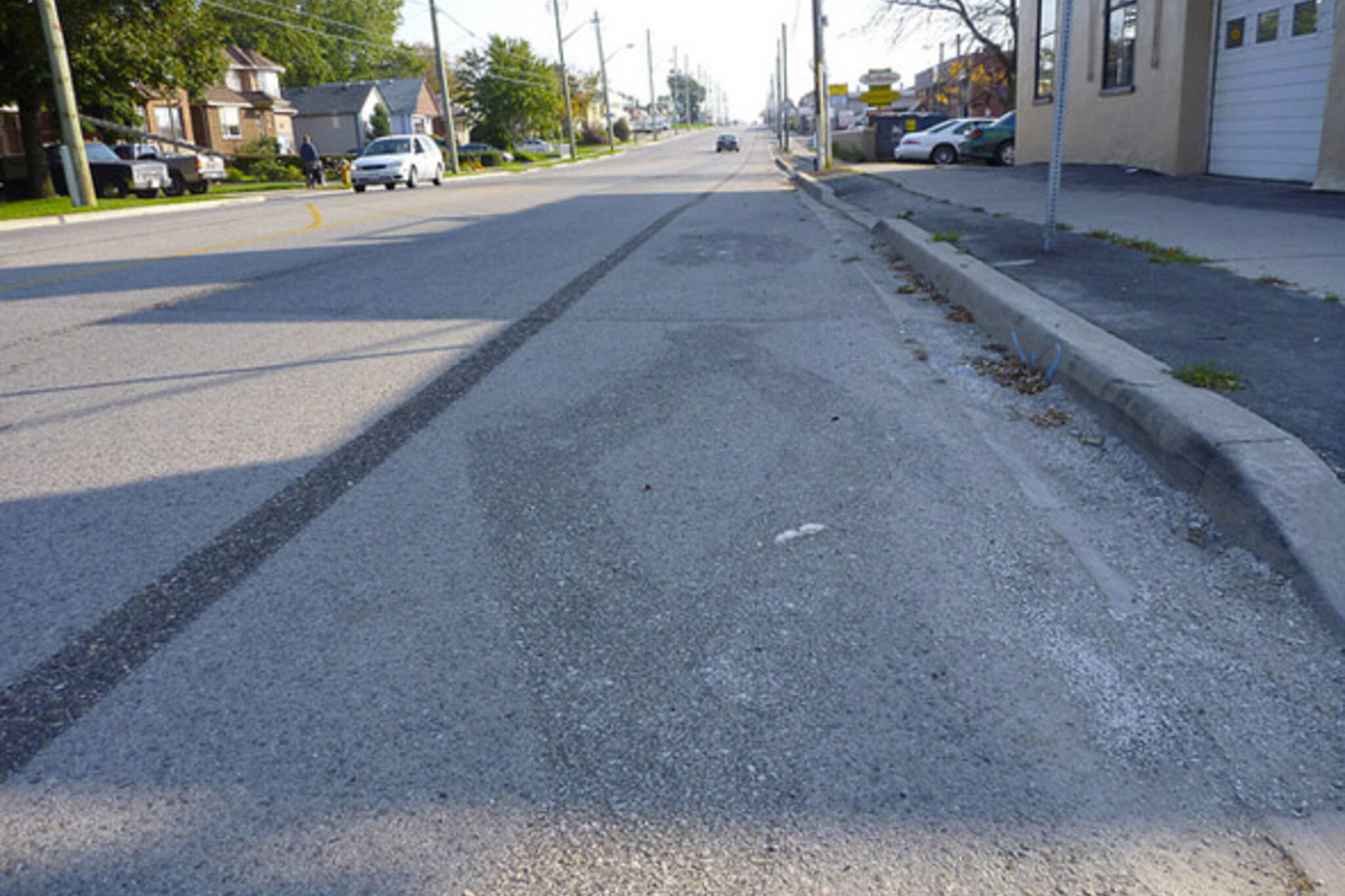 Birchmount Bike Lane