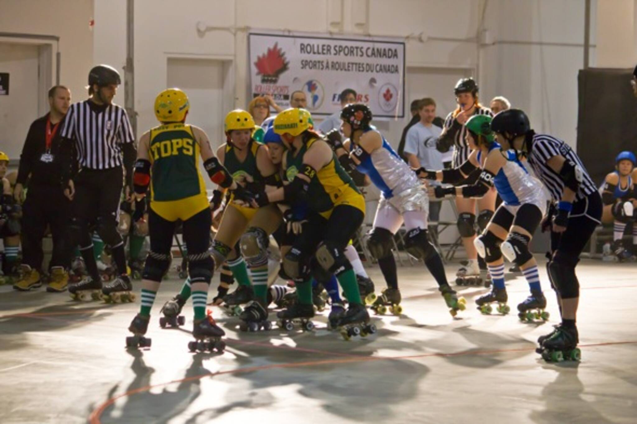 Roller Derby World Cup Toronto