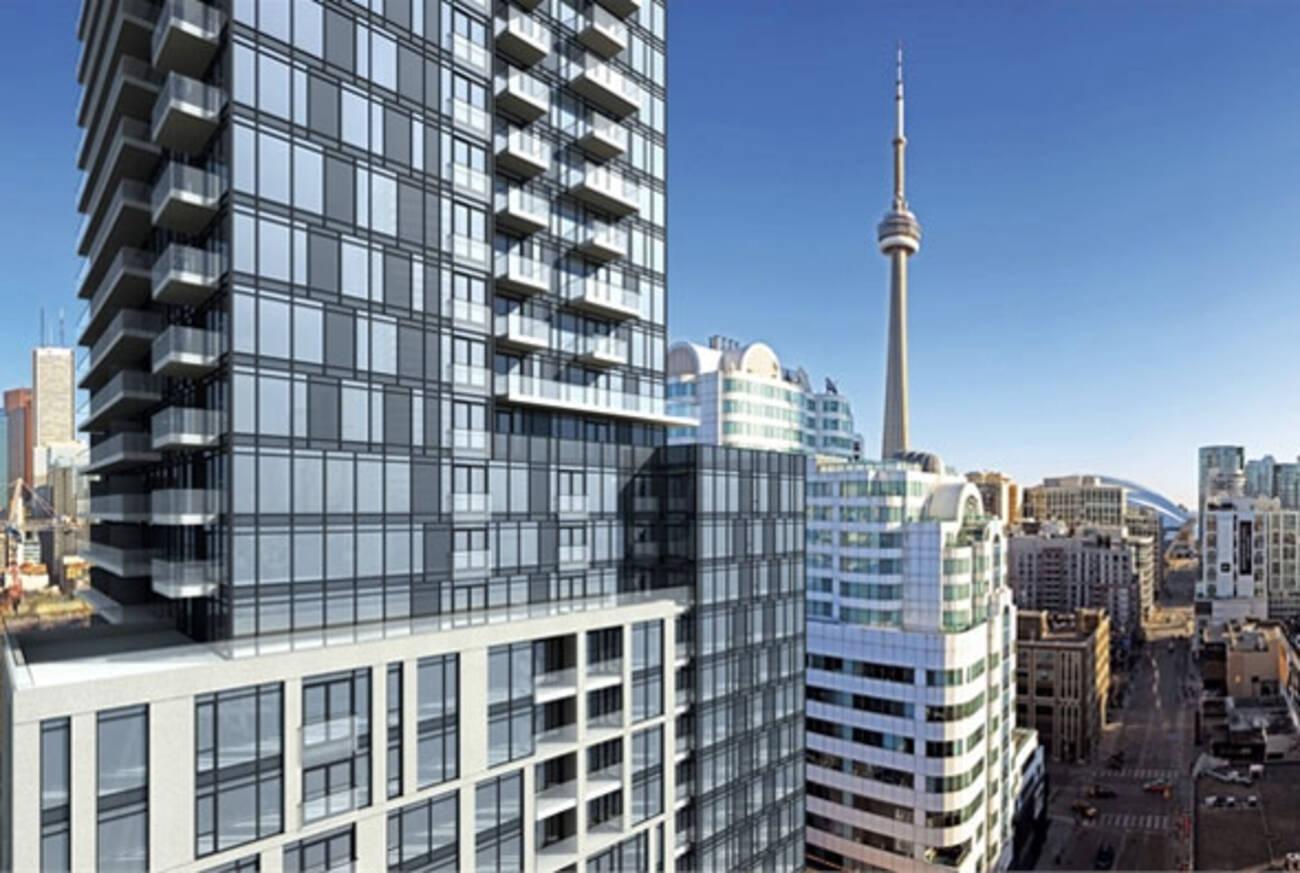 Fashion District Toronto Condos