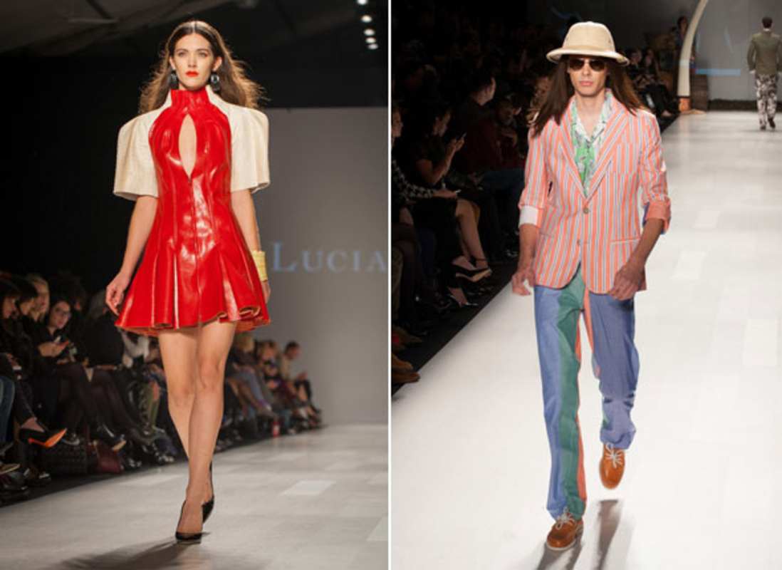 worst looks toronto fashion week 2012