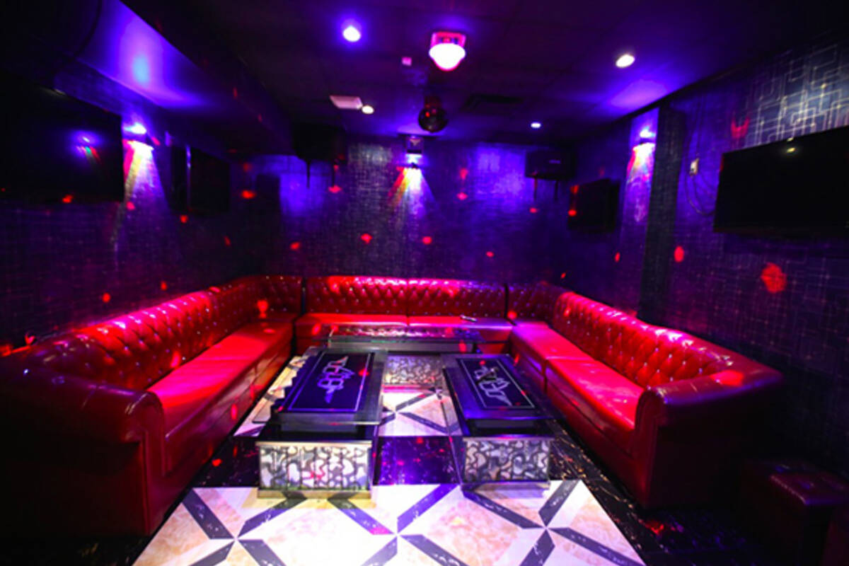 Karaoke Koreatown Private Room