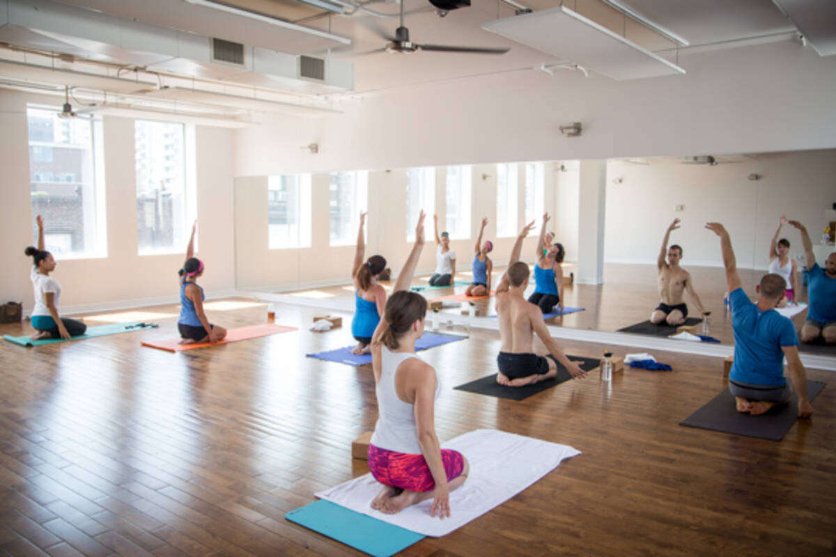 Modern Classroom Yoga ~ The best yoga studios in toronto