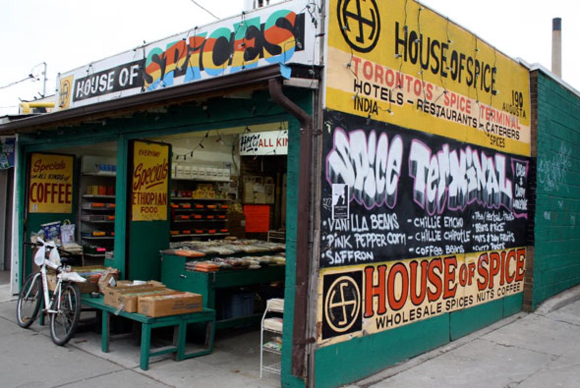 Spices Toronto