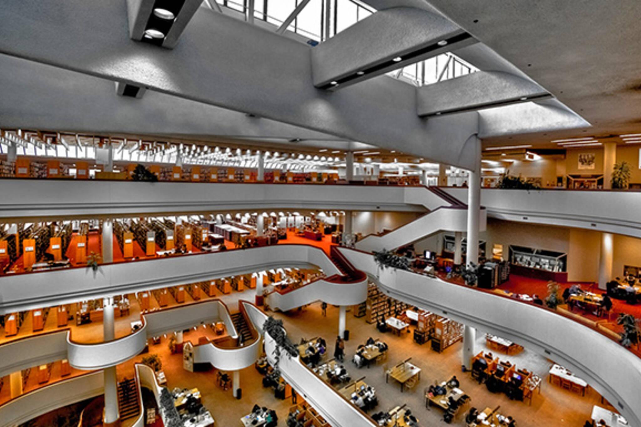 public library toronto