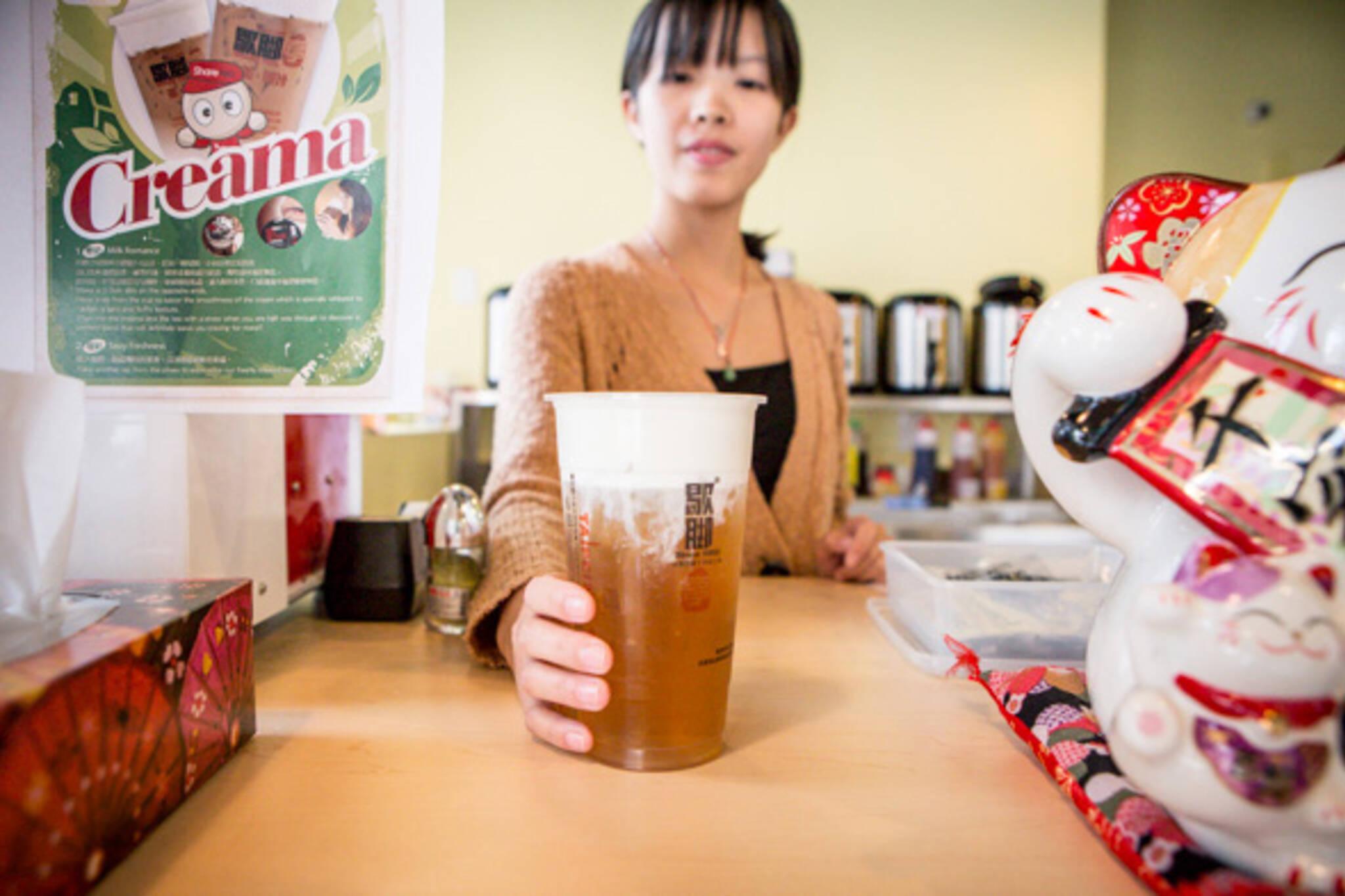 bubble tea toronto