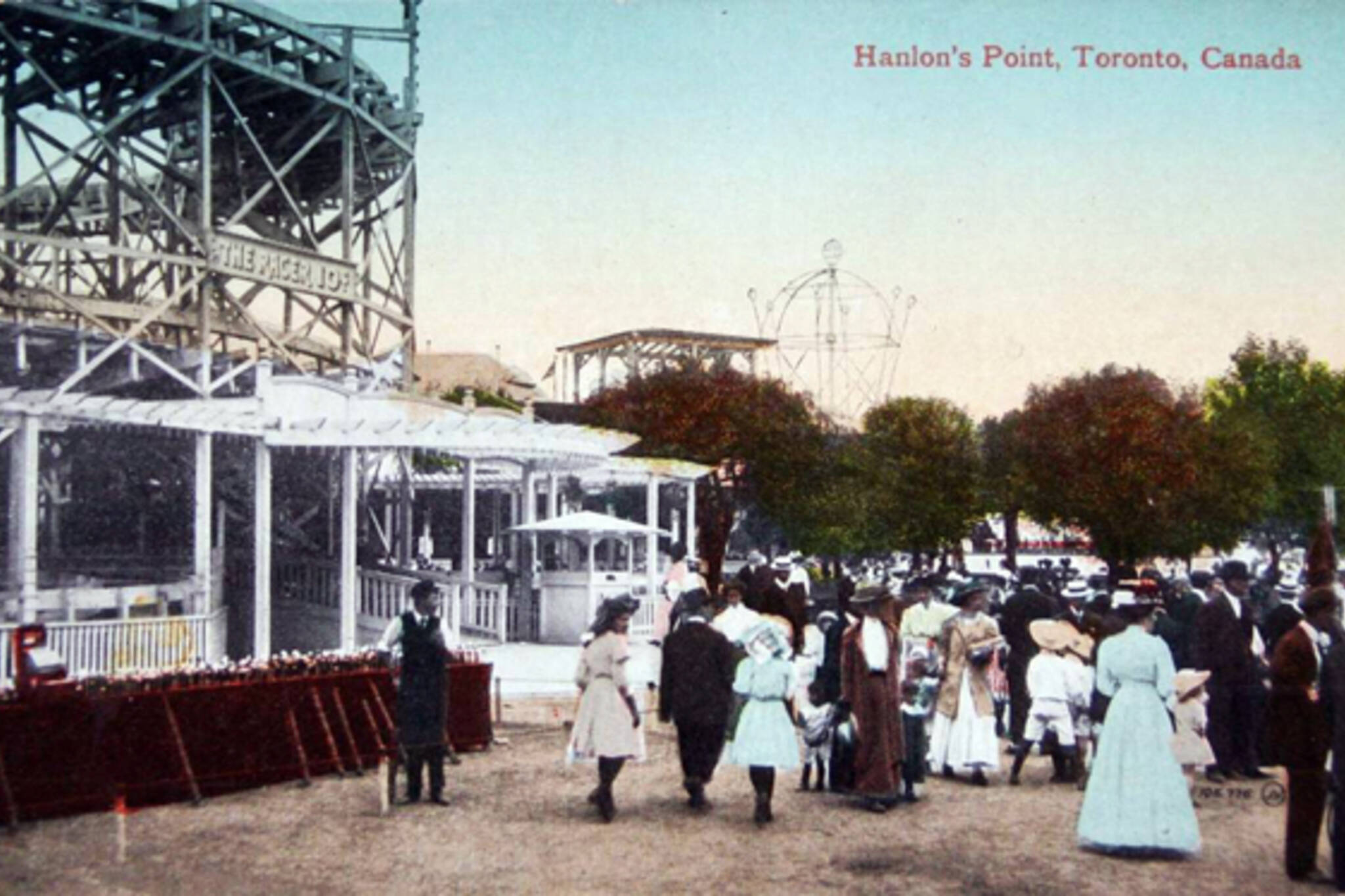 Toronto, Toronto Islands, Hanlan's Point Amusement Park