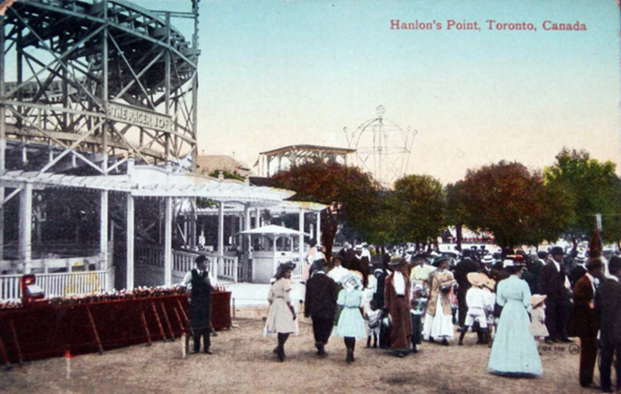 Toronto, Toronto Islands, Hanlan's Point Amusement Park