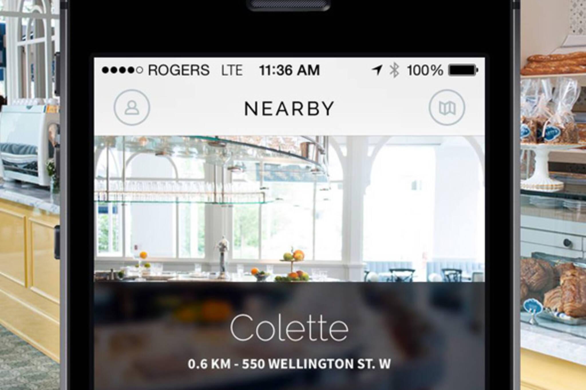 Toronto apps