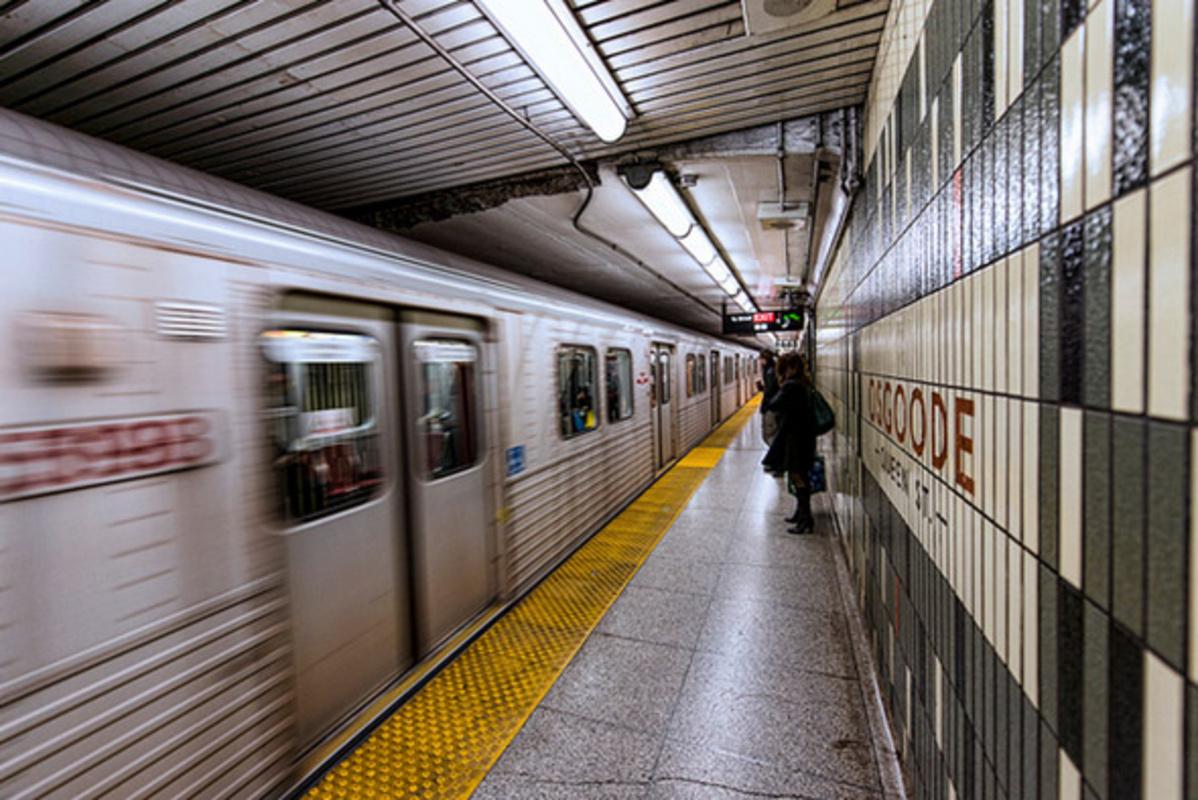 Osgoode Subway Station