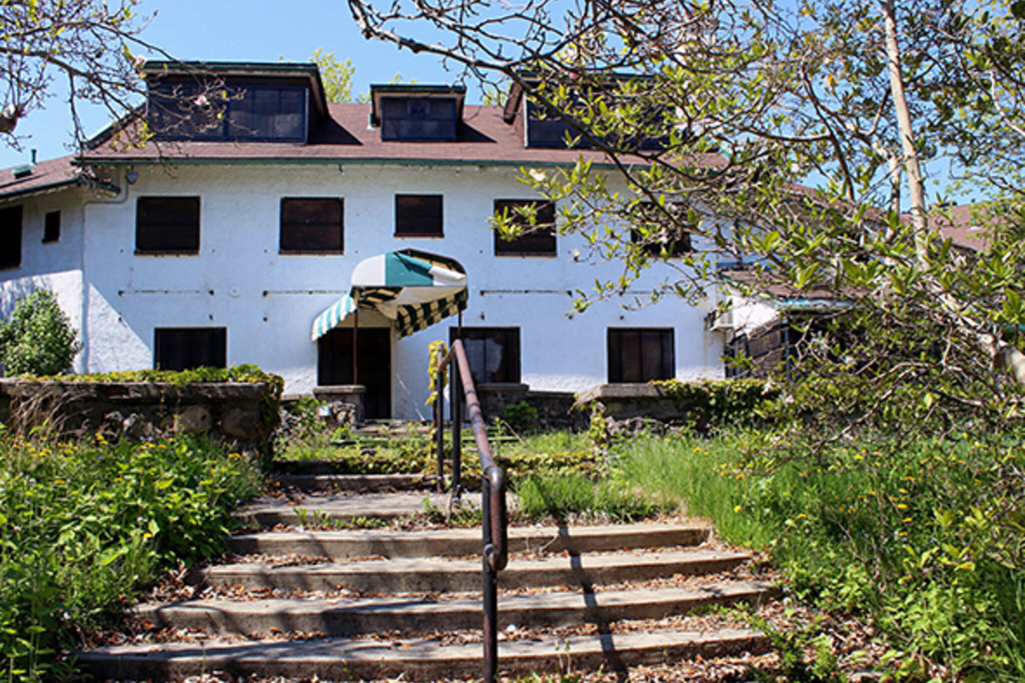 Guild Inn restoration