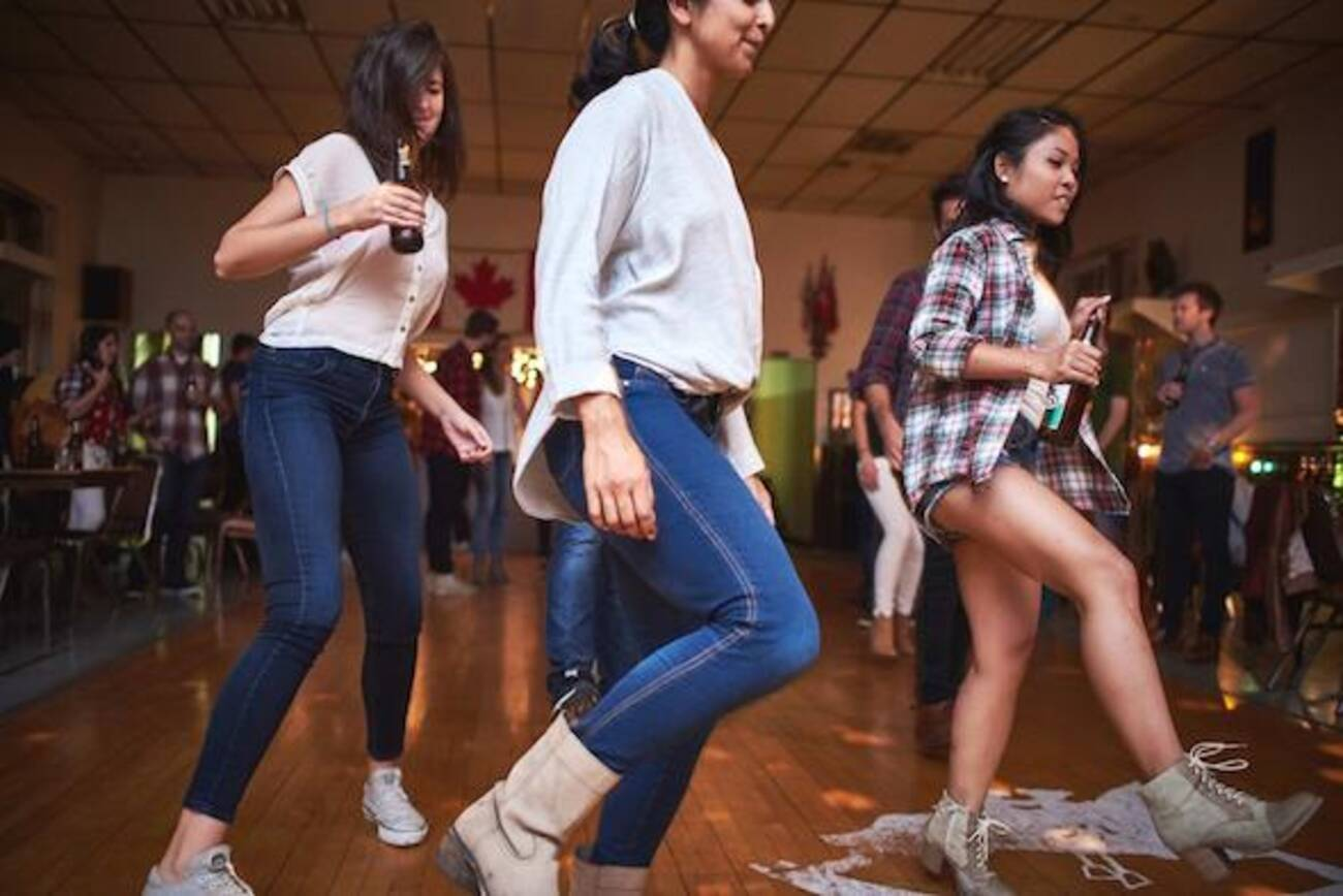 This Is Toronto S Best Country Music Dance Party