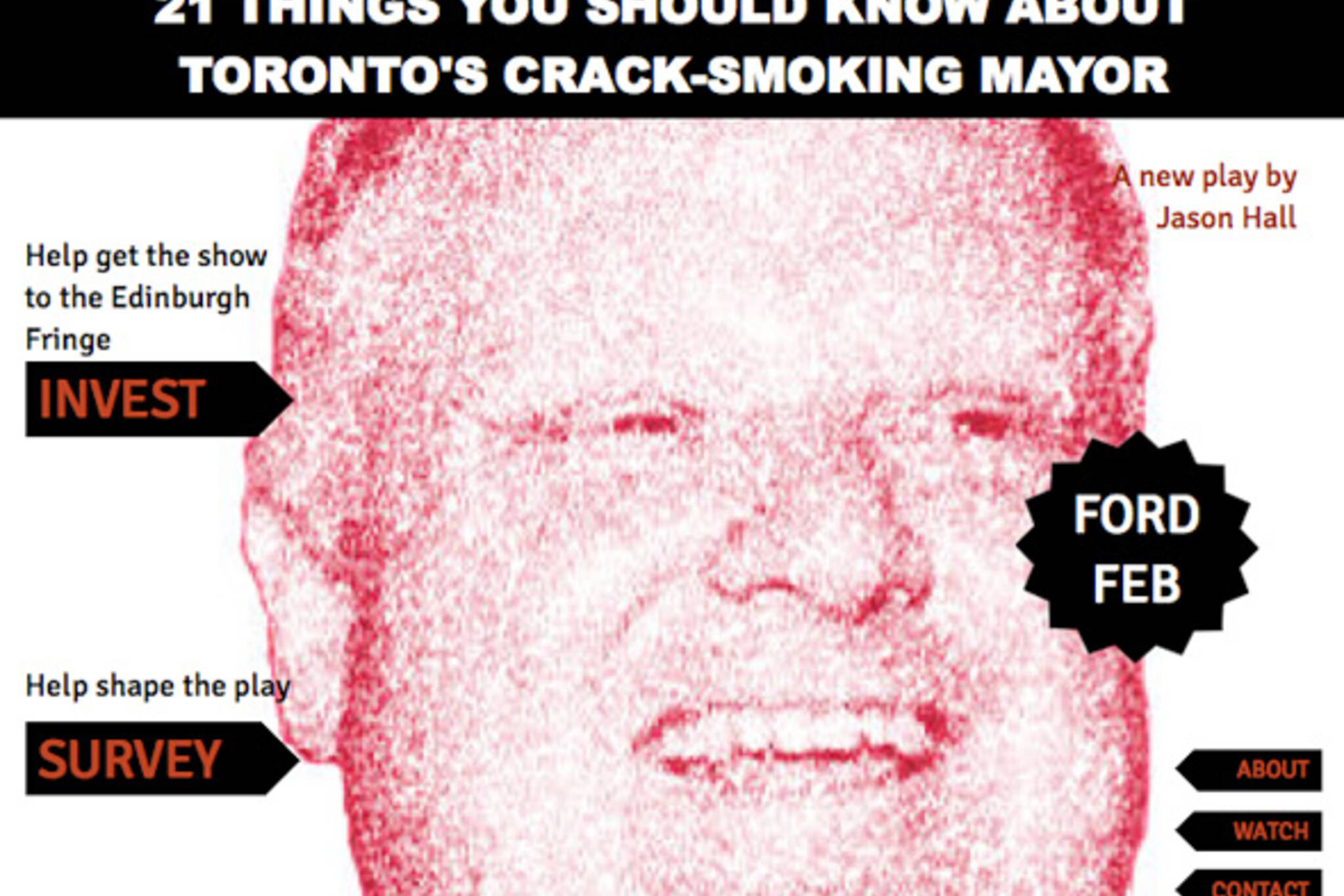 Rob Ford Play