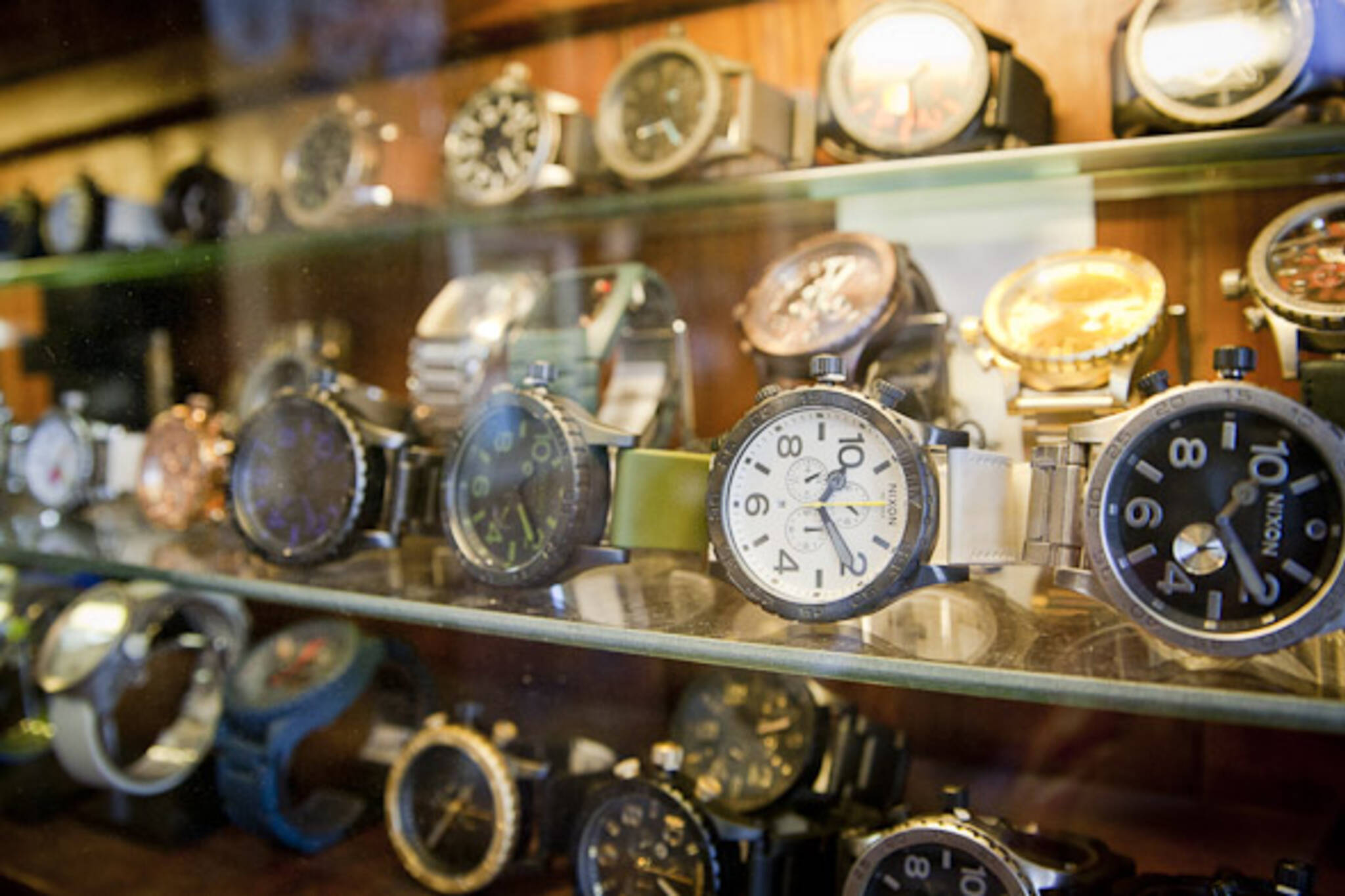 watches in toronto