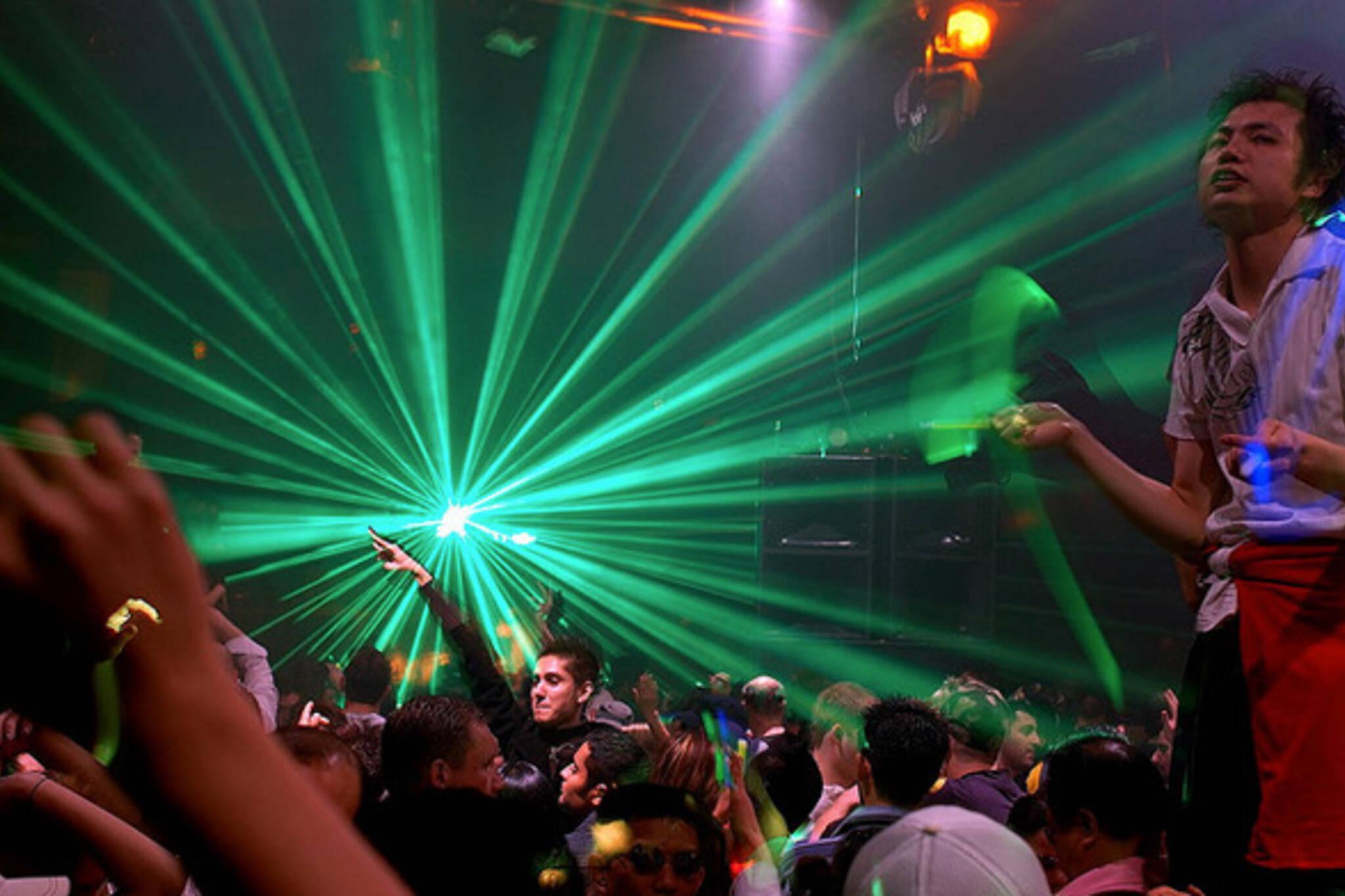 New Year's Parties Toronto 2012