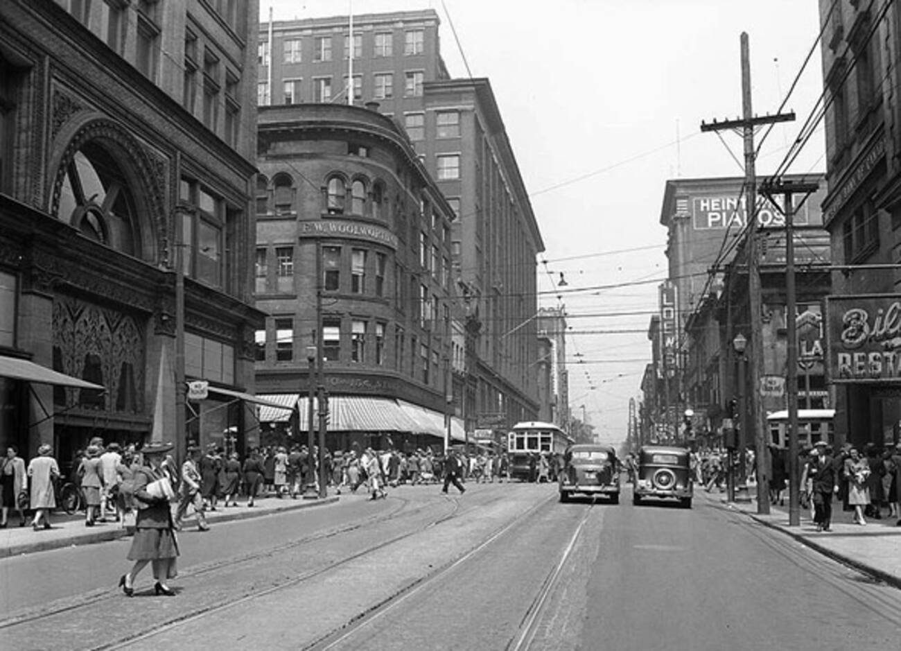 A Visual History Of Yonge And Queen