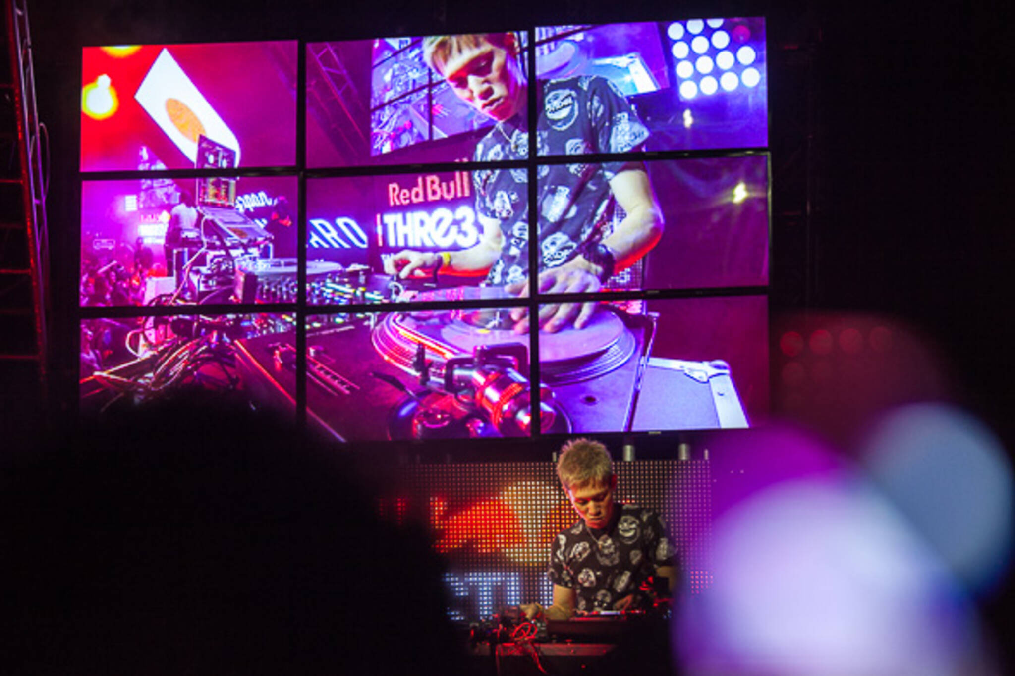Red Bull Thre3style 2013