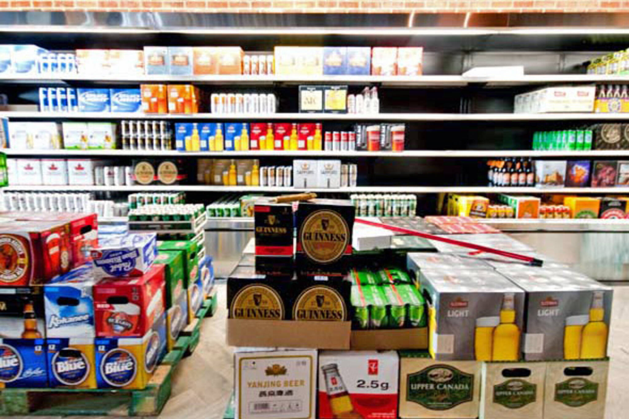 Beer Store Controversy