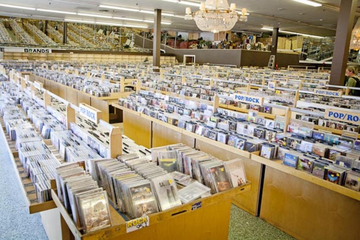 Used CD Stores Toronto