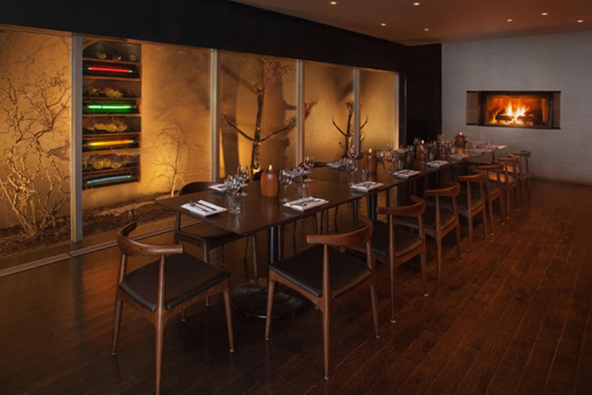 private dining toronto