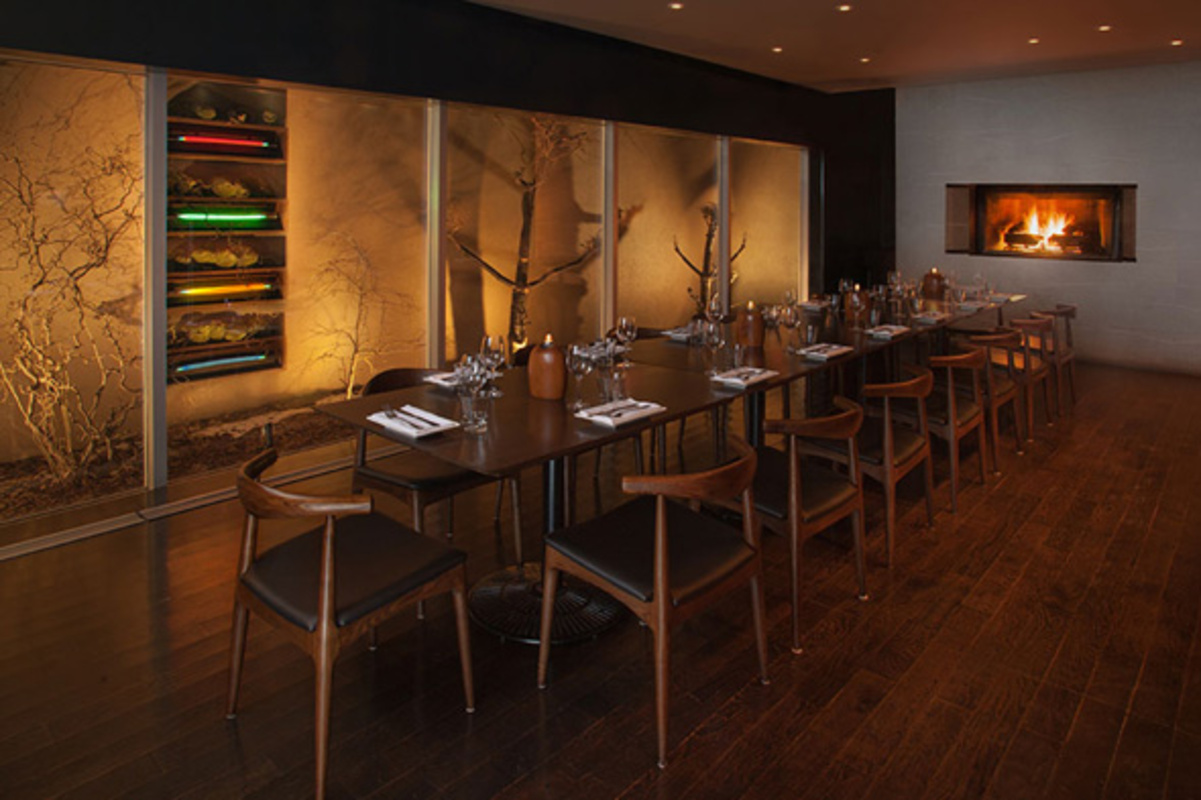 private dining toronto