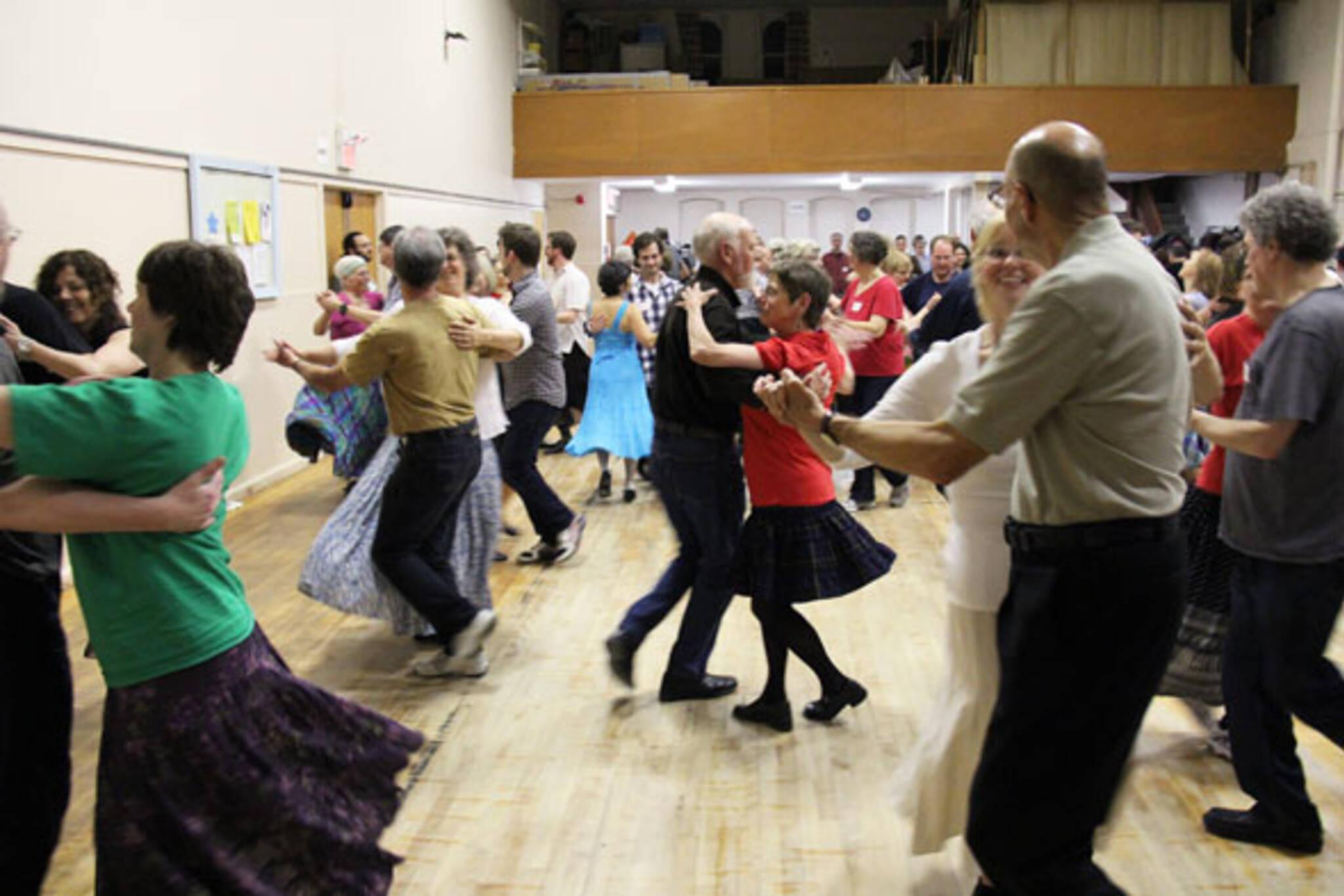 Contra Dancing Toronto
