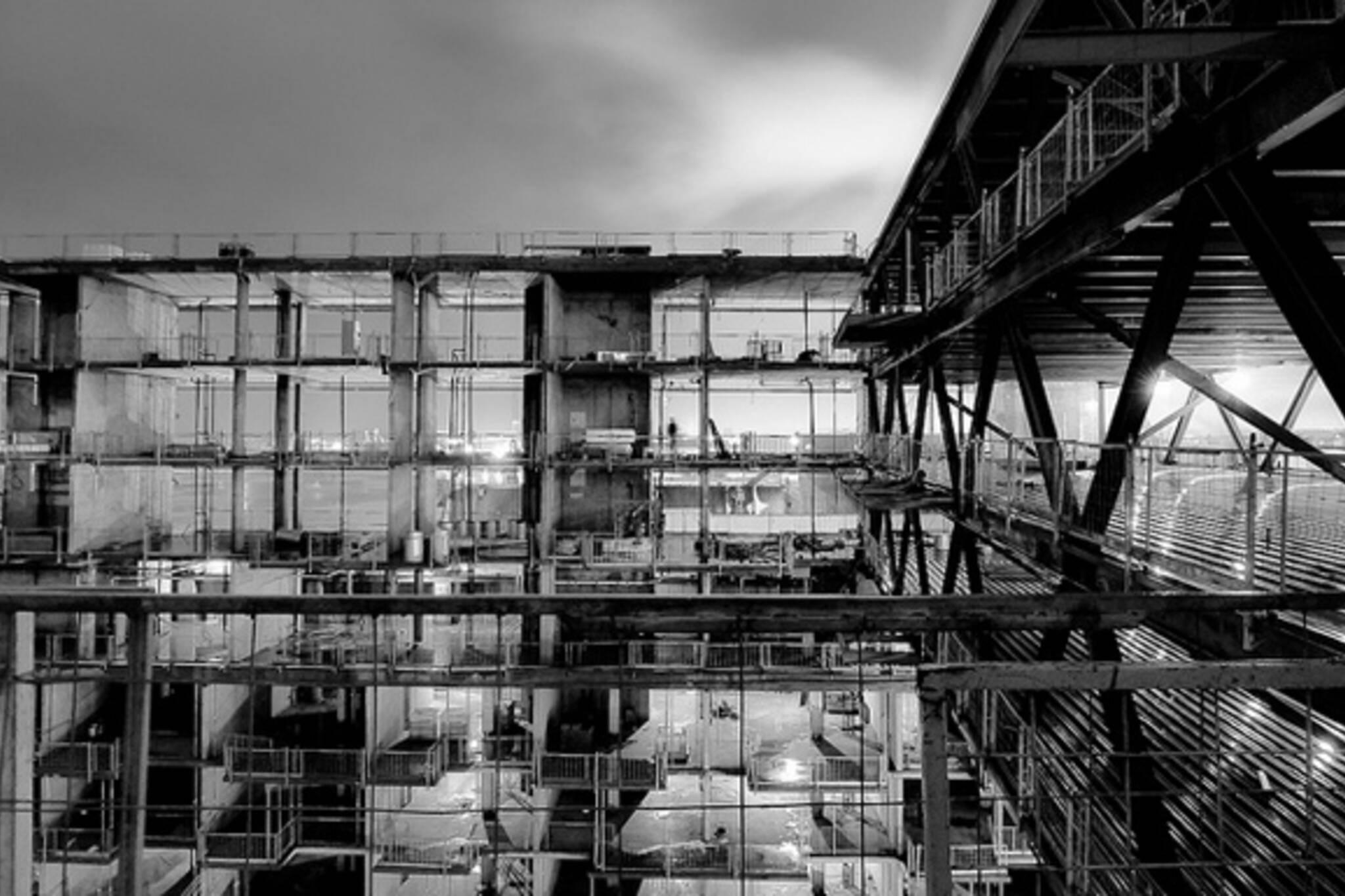 construction site Toronto