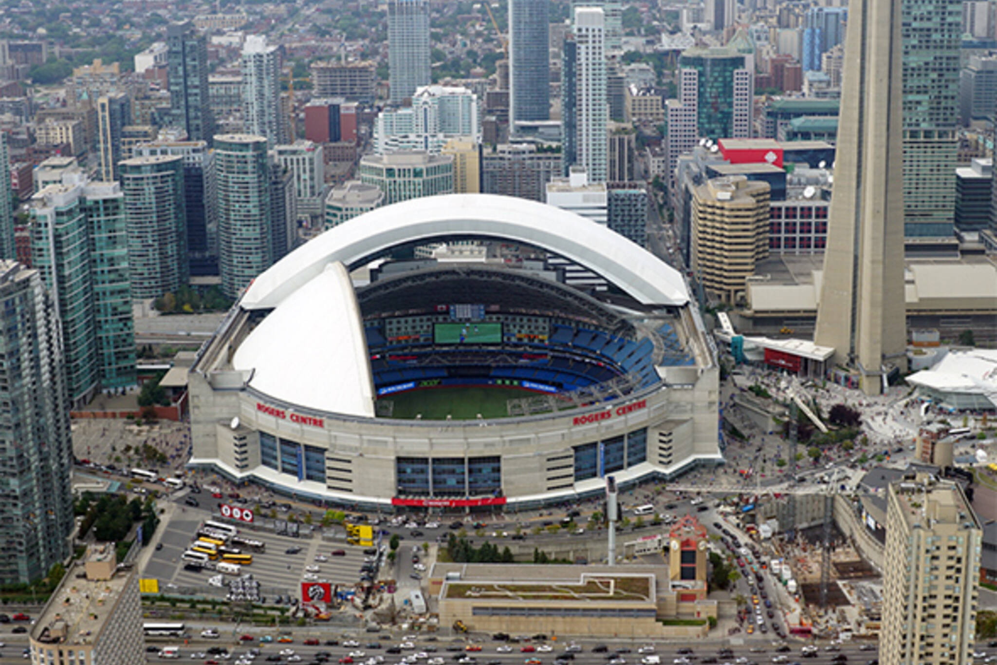 Rogers Centre to be renamed SkyDome