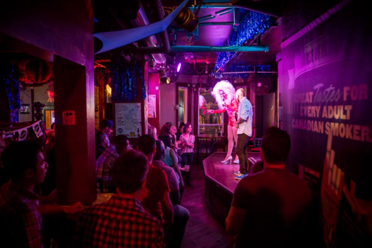 gay bars toronto