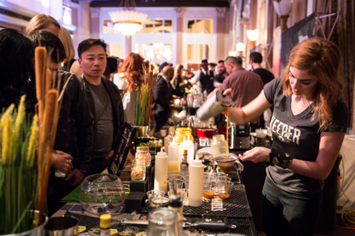 toronto cocktail competition