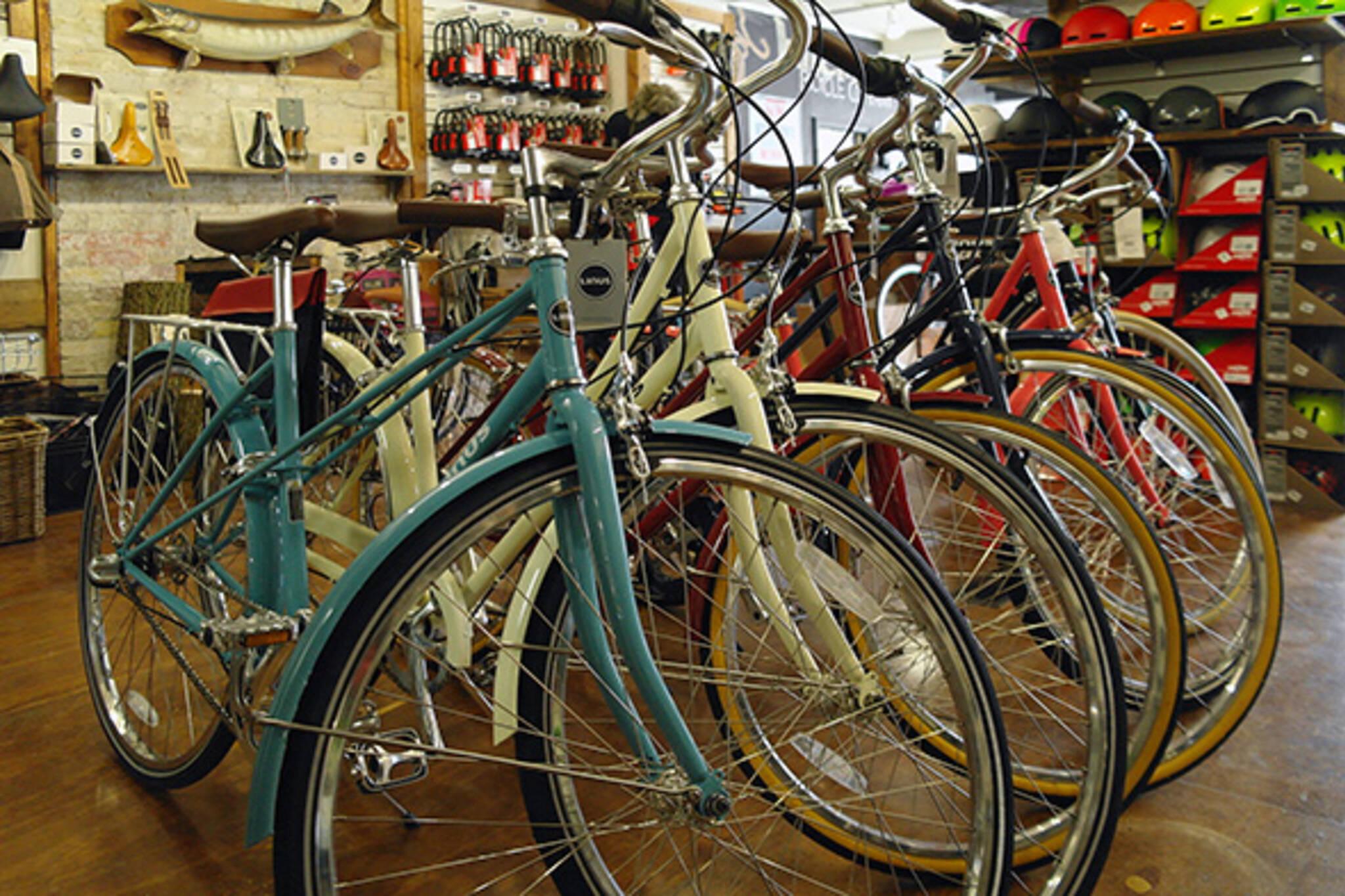 Batemans Bicycle Company Toronto