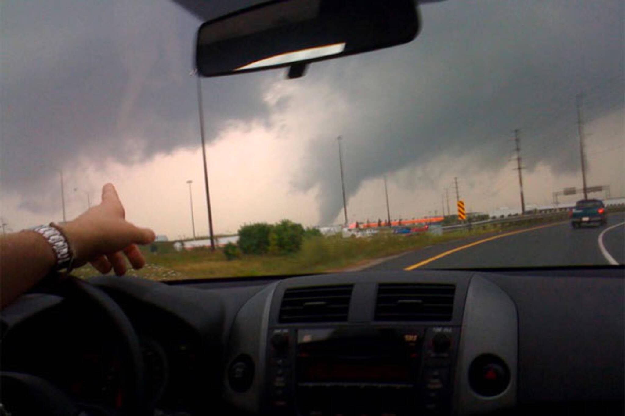 toronto tornado august 20th