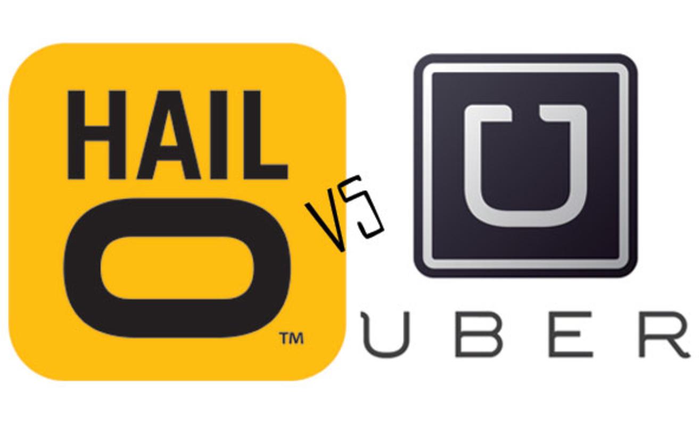 toronto uber hailo