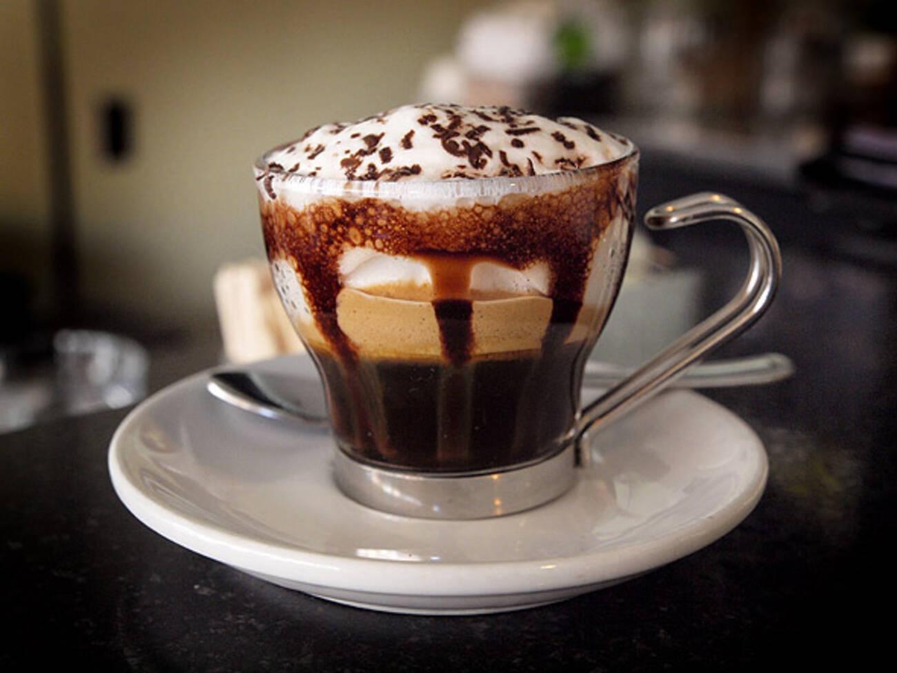 Chocolate Cake Shot Drink