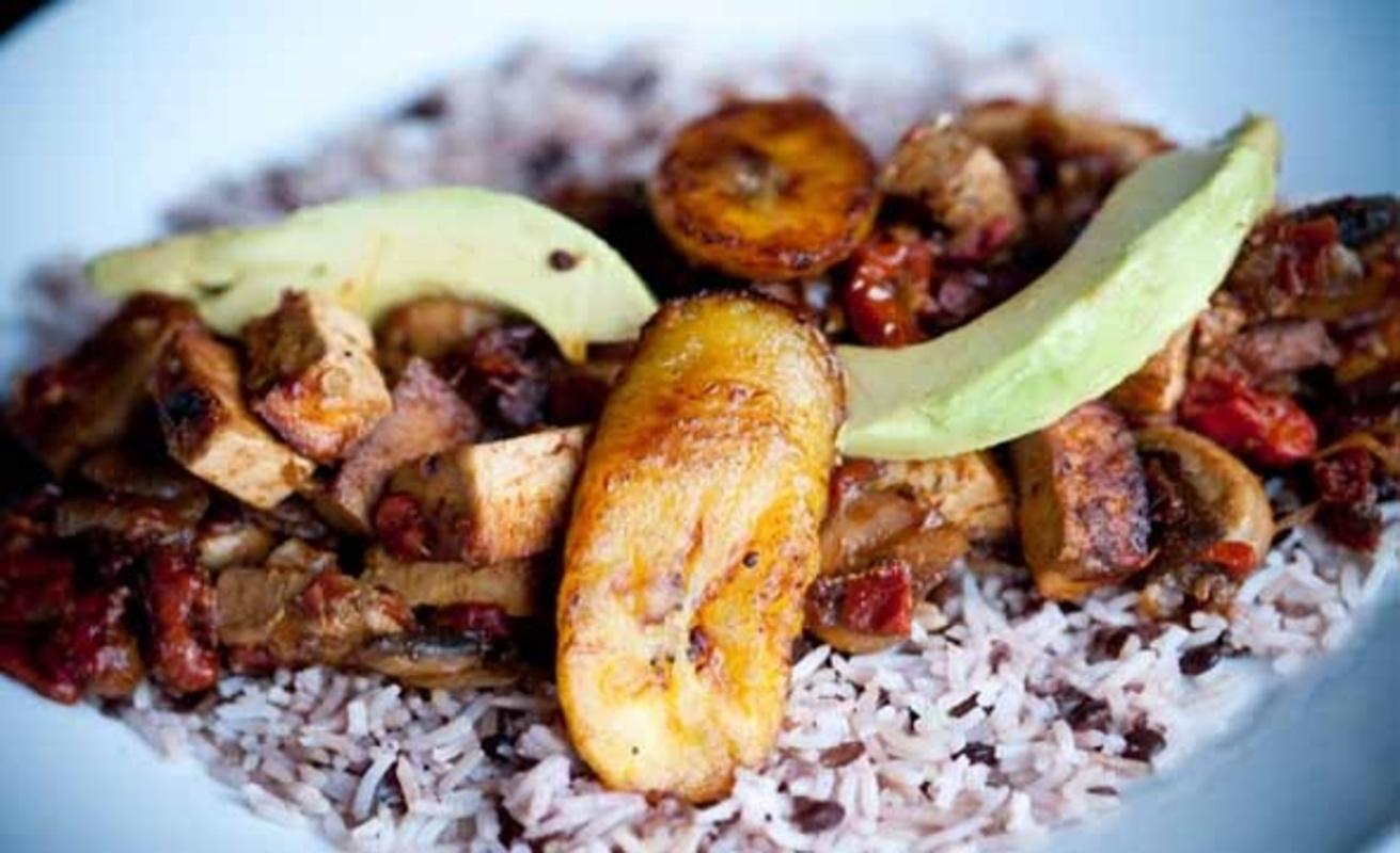 vegetarian caribbean toronto