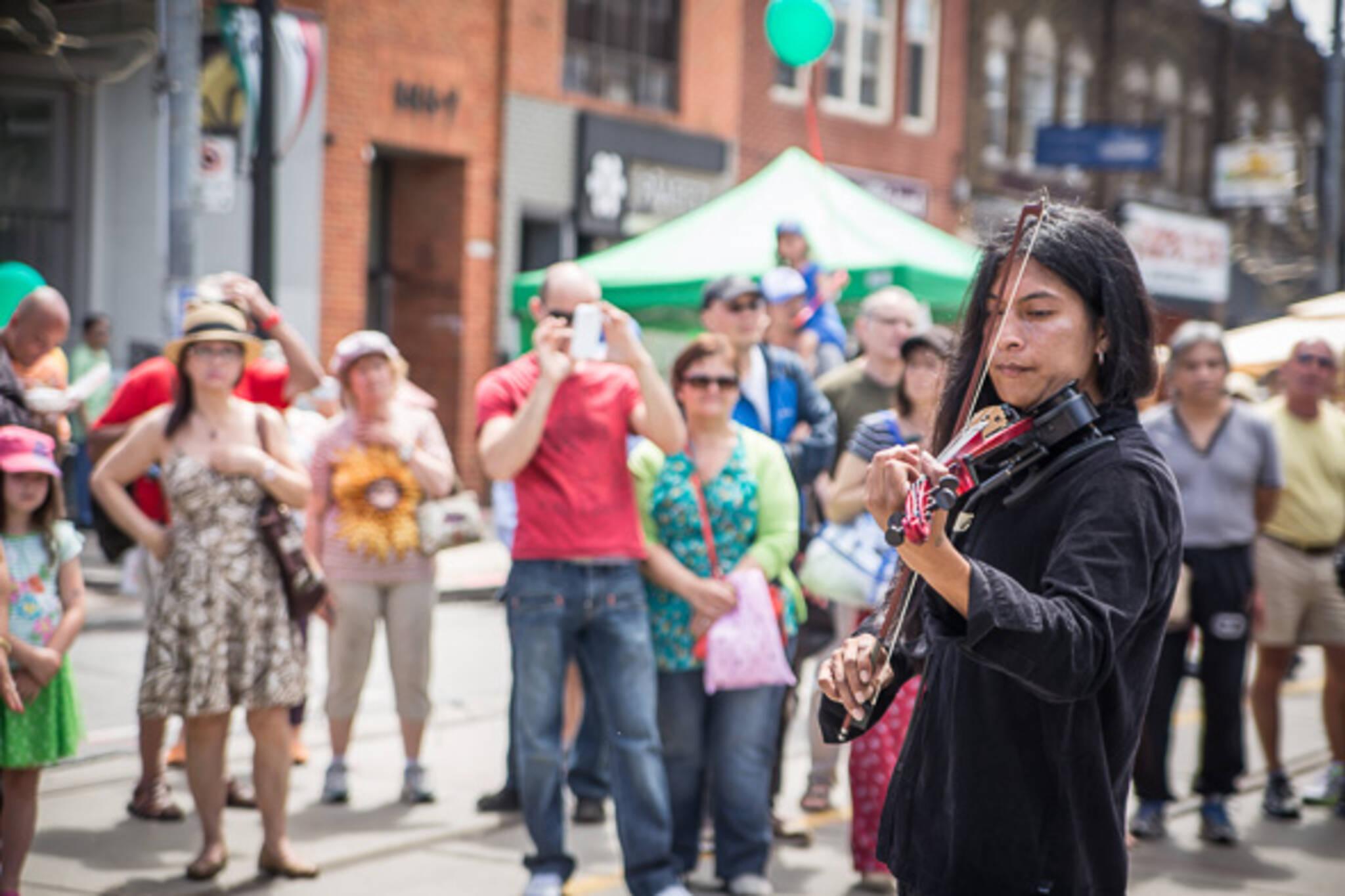 spring street festivals toronto