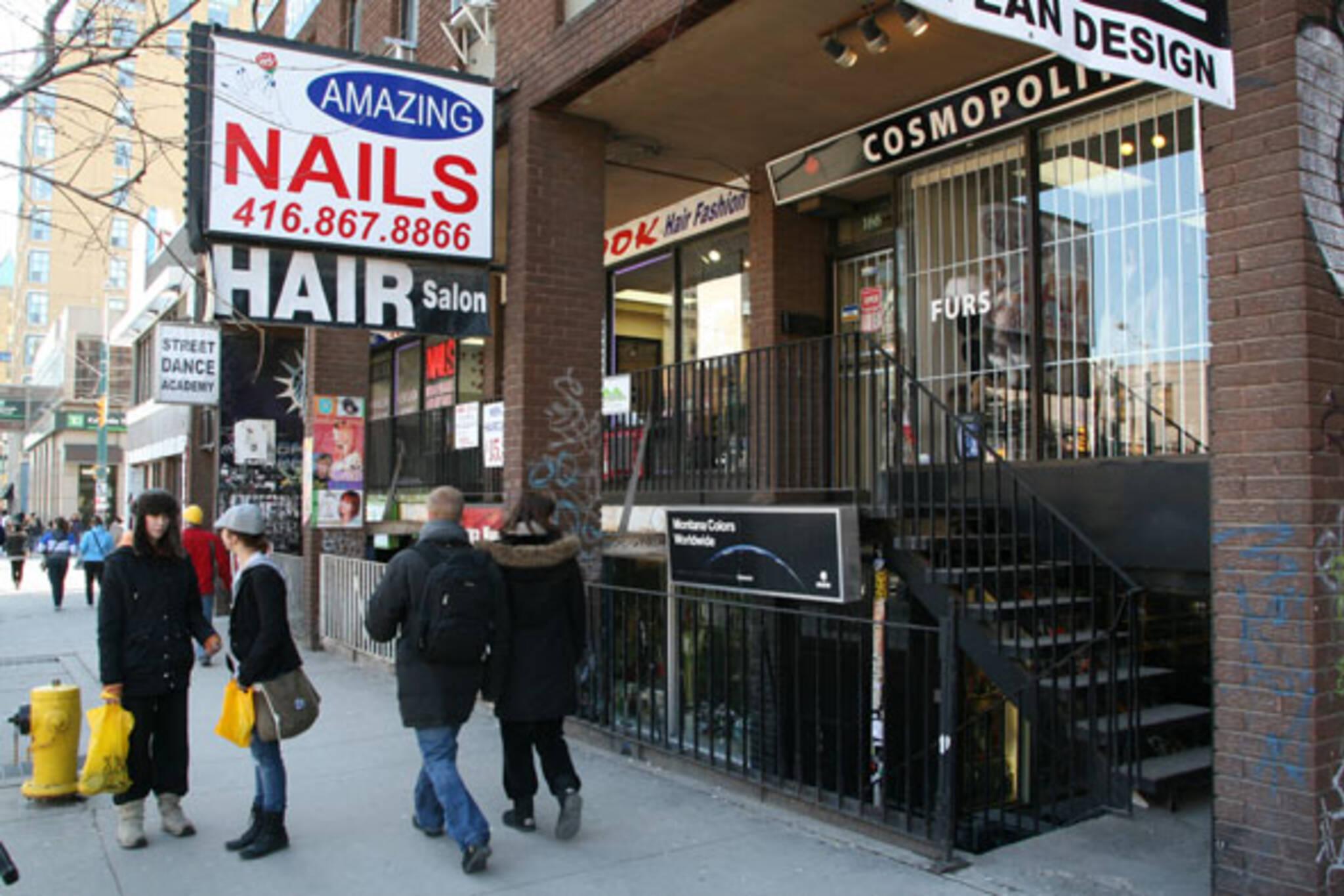 Toronto manicure pedicure