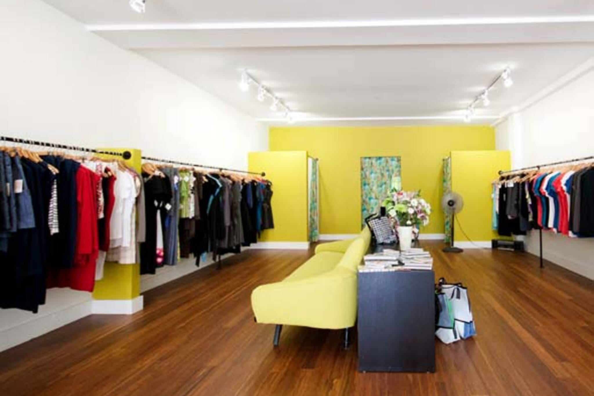 Eco friendly clothing stores