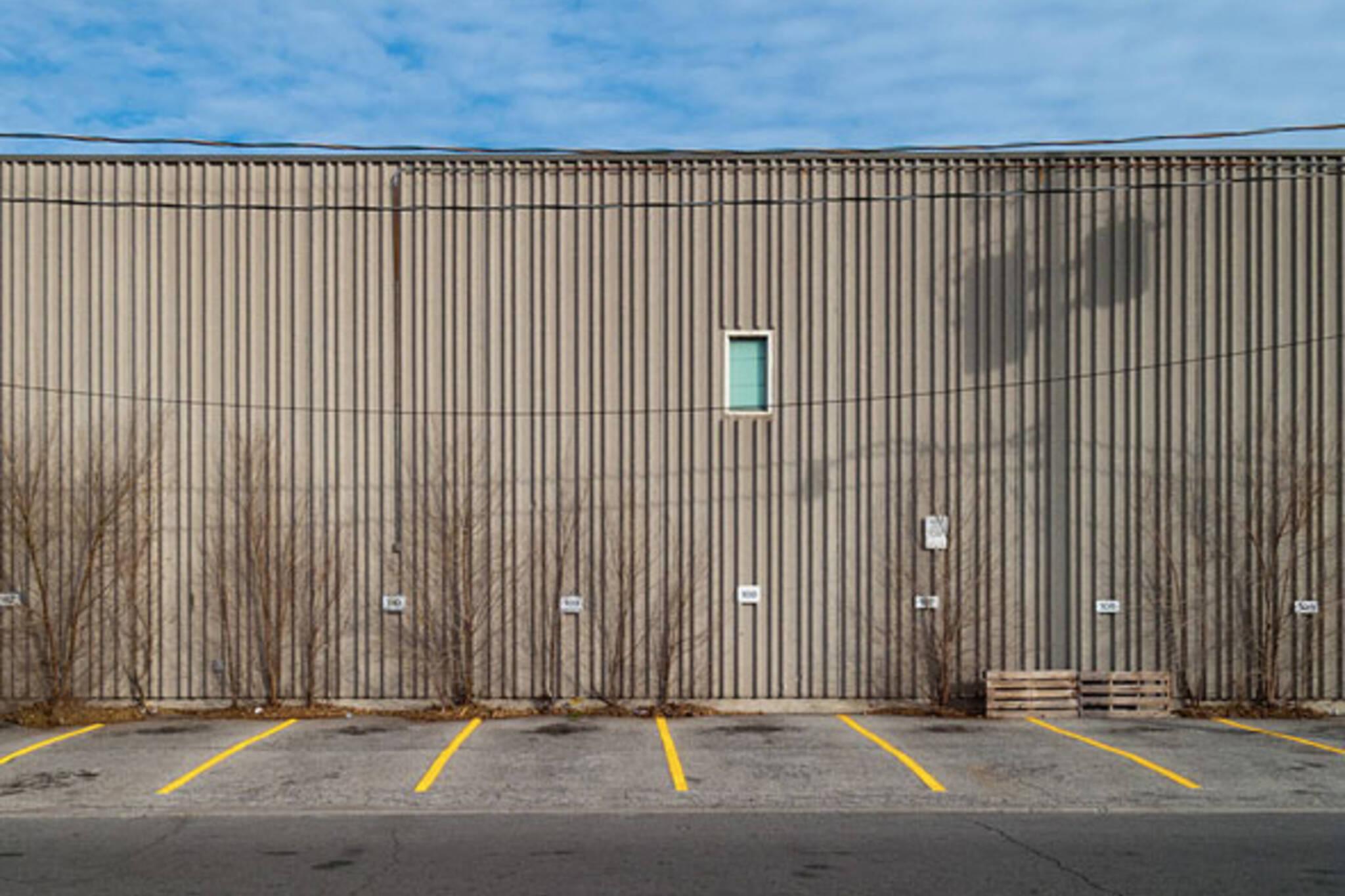 toronto parking spaces