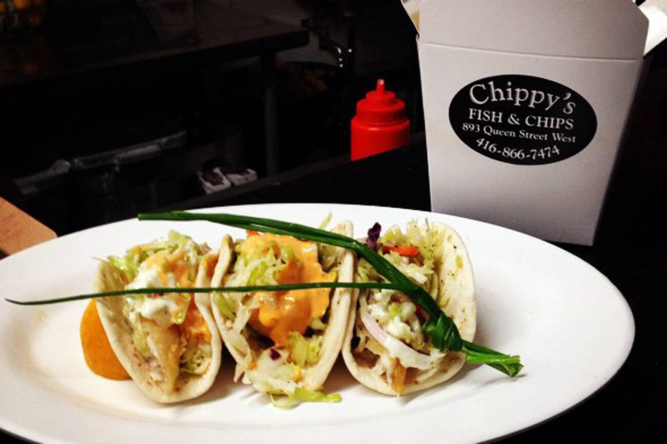 Chippy 39 s giving away free fish tacos tomorrow for Best time to fish tomorrow