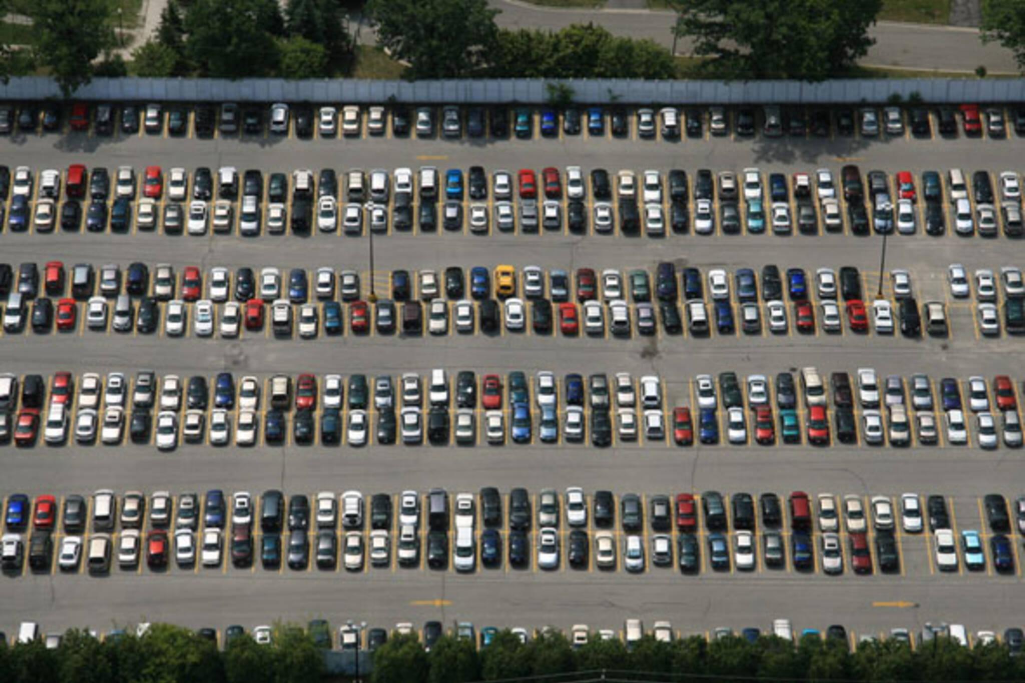 toronto parking