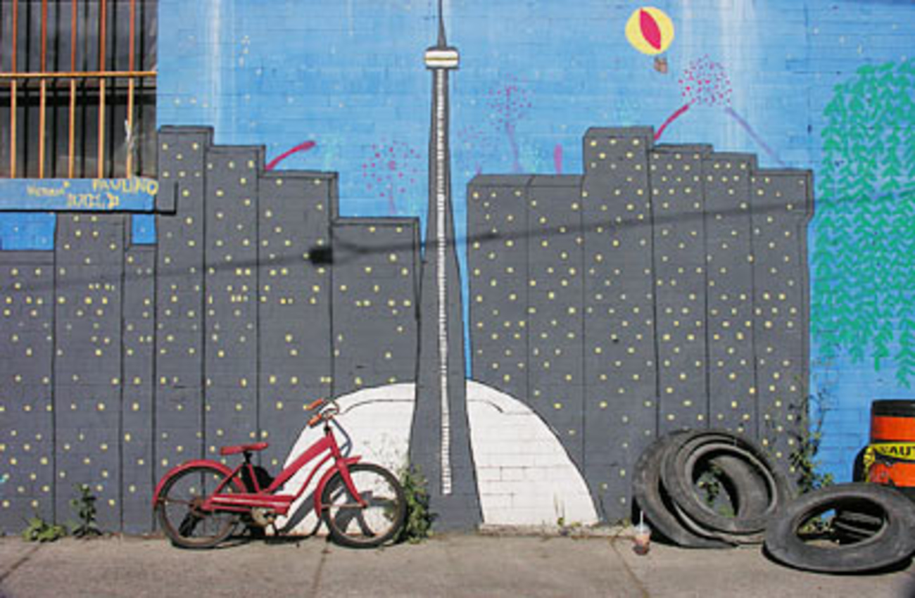 The History of Bikes in T.O.