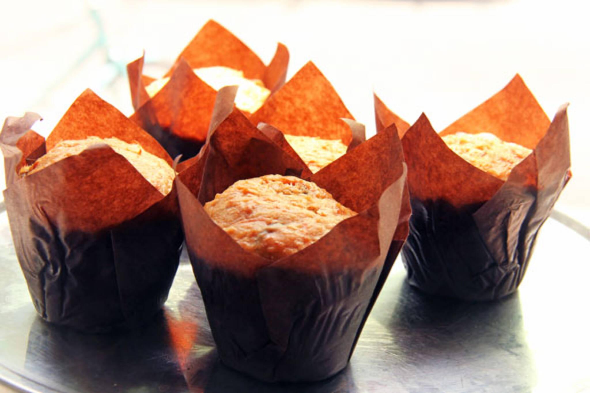 toronto vegan muffins