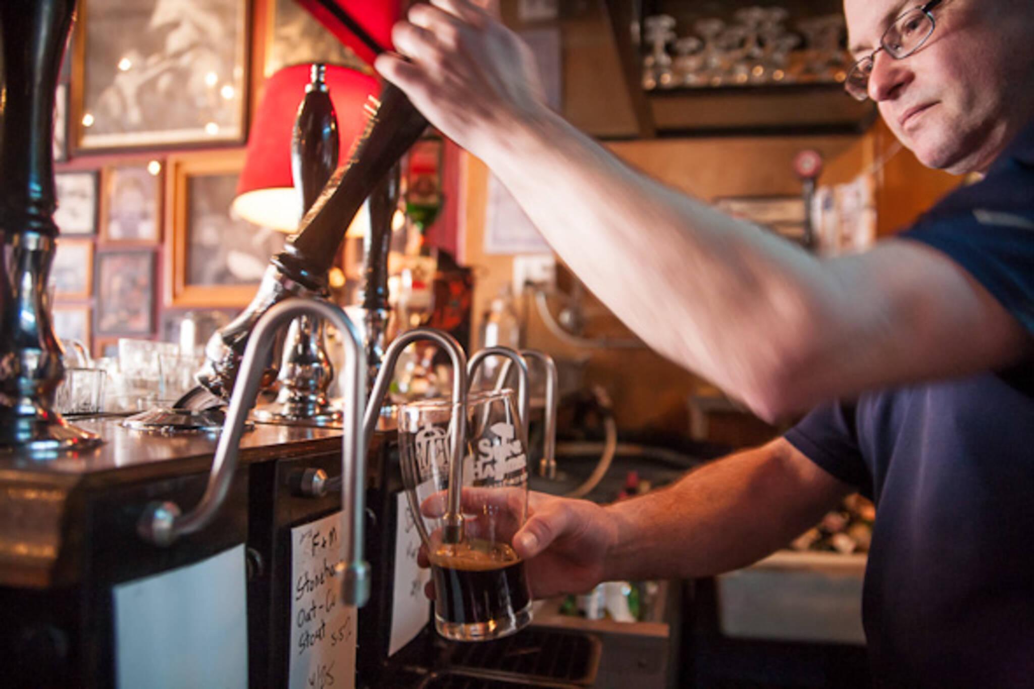 Beaches Toronto pubs